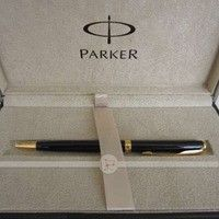 Фото Шариковая ручка Parker Sonnet 08 Slim Laque Black BP 85 831