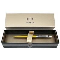 Фото Шариковая ручка Parker Jotter 125 Years Laque Yellow BP 77 632JY