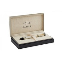 Перьевая ручка Parker DUOFOLD Pearl and Black NEW FP F 97 610J